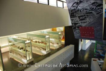 Vista general de las salas de exposición