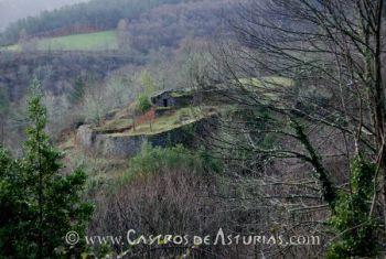 El Castelón de Illano. Foto: Ángel Villa Valdés