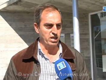 Eustaquio Revilla, alcalde de Grandas de Salime