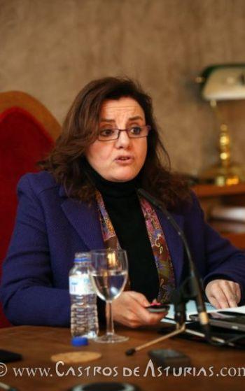 Otilia Requejo Pagés, Directora General de Patrimonio Cultural. Fuente: El Comercio